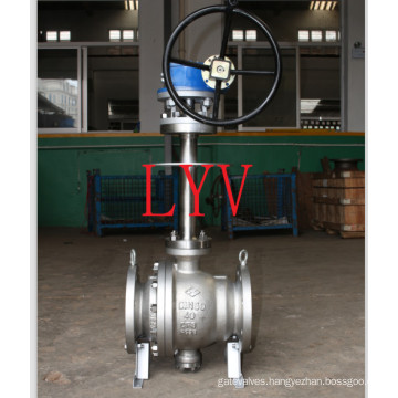 API Cryogenic Stainless Steel Ball Valve with Low Temperature Used for Gas Transplatation