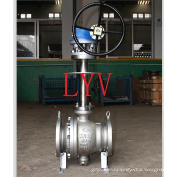 По API Криогенный шариковый Клапан нержавеющей стали с низкой температурой используется для газа Transplatation