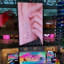 Affichage à LED transparent d'intérieur de 1000x500mm