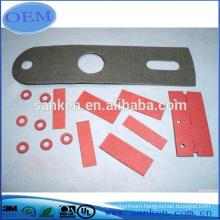 Die cut insulation material vulcanized fiber paper