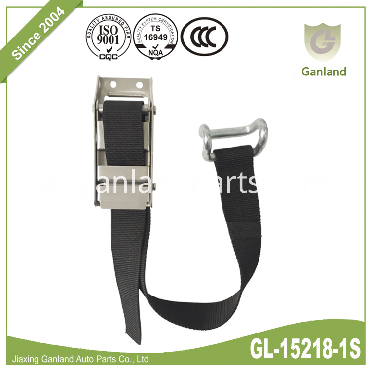Buckle Strap Hook GL-15218-1S
