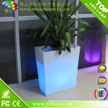 RGB LED Garden Flower Pot