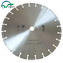 Laser Welded Circular Diamond Saw Blade Cutting Tool (JL-LWDB)