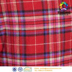 Neues Garn gefärbt Flanellstoff Shirt