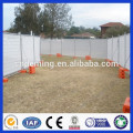 Removeable construction galvanized temporary fence/Australia temporary