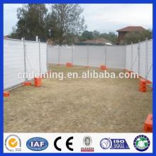 Profesional de alta calidad valla desmontable / valla temporal ISO 9001 fábrica