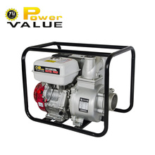 4 Inch Gasoline Water Pump with High Capacity