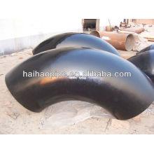 API5L/API5CT 45/90/180 degree SCH welding black carbon elbow