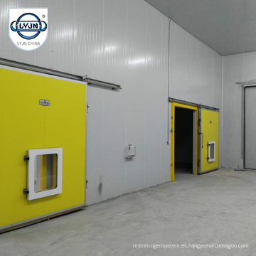 2017 nuevas ventas calientes CA sitio del almacenamiento en frío con el sistema de control de la atmósfera de Tianjin OEM China con ISO9001