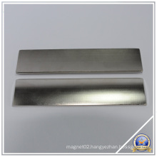 N52 Arc Neodymium Permanent Magnetic Material
