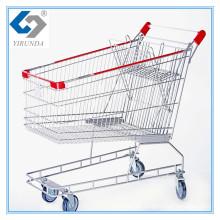 Supermarkt-Trolley 212L Australien mit großer Kapazität