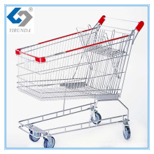 212L Australia Supermarket Trolley with Large Capacity