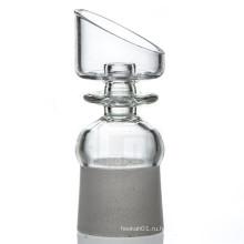 Безгнездный кварцевый гвоздь для курильщика табака с женским углом (ES-QZ-011)