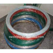 Fio revestido do laço do PVC (fábrica)