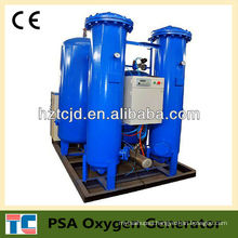 Turnkey Fish Farm Oxygen Production Plant 300Bar Pressure