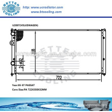 Auto Radiator For Volkswagen Passat 95-97 OEM:3A0121253C