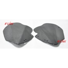 Motorcycle Carbon Fiber Parts Knee Grip Plate for YAMAHA Vmax 1200 1999
