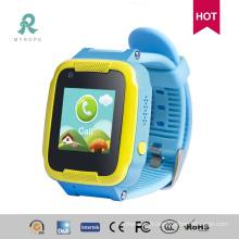 Montre GPS Tracker pour enfants avec deux voies appelant R13s