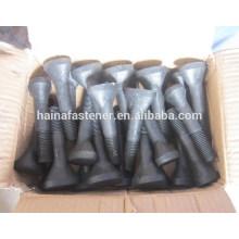 Hergestellt in Porzellan-Schaumstoff mit niedrigem Kohlenstoffstahl