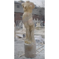Antique Garden Stone Carving Statue Geschnitzte Marmor Skulptur für Hotel Dekoration (SY-X1150)