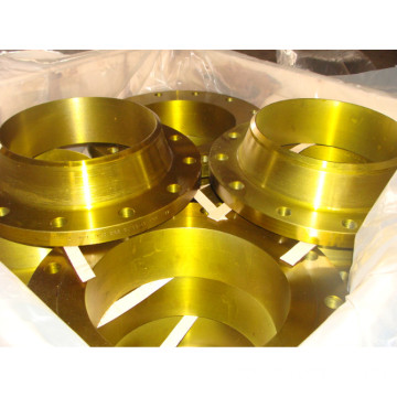 Casting Brass Flange Threaded Class 150