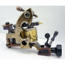 Best Quality Damascus Steel Tattoo Machine