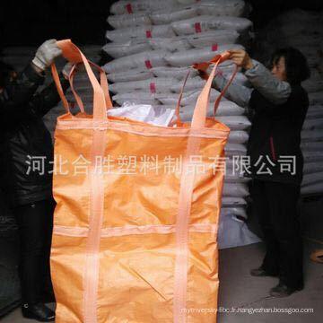 4 boucles d'angle sac conteneur FIBC
