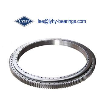 Turntable Slewing Ring Bearing with Cross Roller Raceway (RKS. 427020101001)