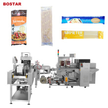 Automatic Vermicelli Spaghetti Weighing and Packing Machine