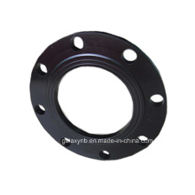 PE Pipe Fittings Butt Type Injection Flange Slice