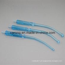 Yankauer manipula com tubos de conexão de sucção / Yankauer Handle