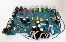 KLD 15w 6l 6 Fender kiểu ống guitar amp PCB với thành phần chất lượng cao