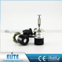 Las luces del coche fabrican al por mayor el kit del faro V5 lámparas de iluminación led h7