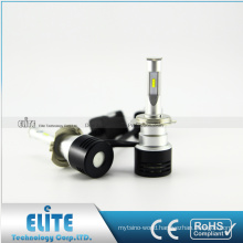 Car lights manufacture wholesale V5 headlight kit led lighting lamp bulbs h7