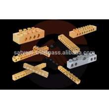 Composants industriels en laiton Brass Neutral Links