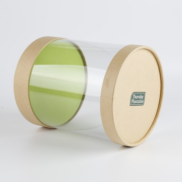 Paper Tube Food Packaging