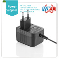 Fonte de alimentação criativa do adaptador de corrente elétrica 12v 5v 0.5a a 12V europeu