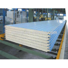 China Cheap Building Construction Material PU Sandwich Panel