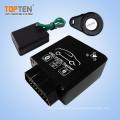 Plug & Play OBD GPS Tracker with RFID & Bluetooth Diagnostics TK228-ER