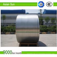 Electricista redondo de aluminio Rod / Wire 9.5mm2;