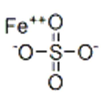 Ferrous sulfate CAS 7720-78-7