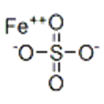 Сульфат железа CAS 7720-78-7