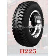 Dauerhafter LKW-Reifen Chinas mit tiefem Muster 10.00-20