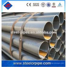 De buena calidad q345 espiral tubo de acero soldado de China