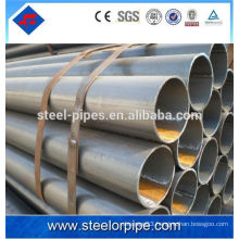 Good quality q345 spiral welded steel tube from China