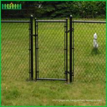 2016 la venta caliente China utilizó las puertas de la cerca del acoplamiento de cadena