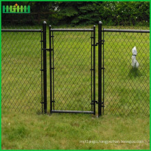 2016 hot sale China used chain link fence gates