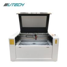 máquina de corte e gravação a laser de mesa