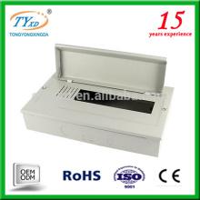 portable 12 way electrical power distribution box