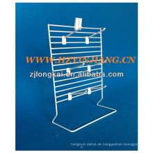Neue Produkte countertoo Metall hängenden modischen Boutique Display Stand für Schmuck